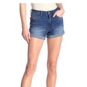 "Joe's Jeans Rolled ""Honey"" Shorts"